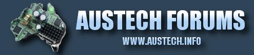Austech - Australian Technology Discussion Forum - Powered by vBulletin