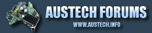 Austech - Australian Technology Discussion Forum - Powered by vBulletin